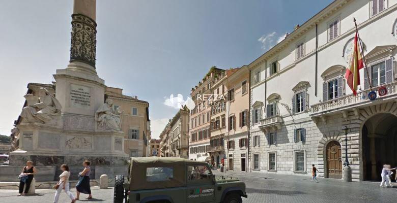 piazza mignanelli ambasciata spagnola